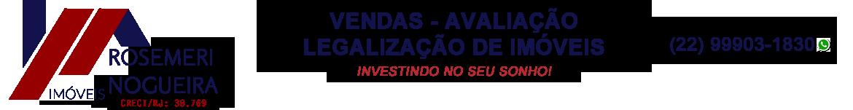 Rosemeri Imóveis Cabo Frio RJ – Vendas e Legalização
