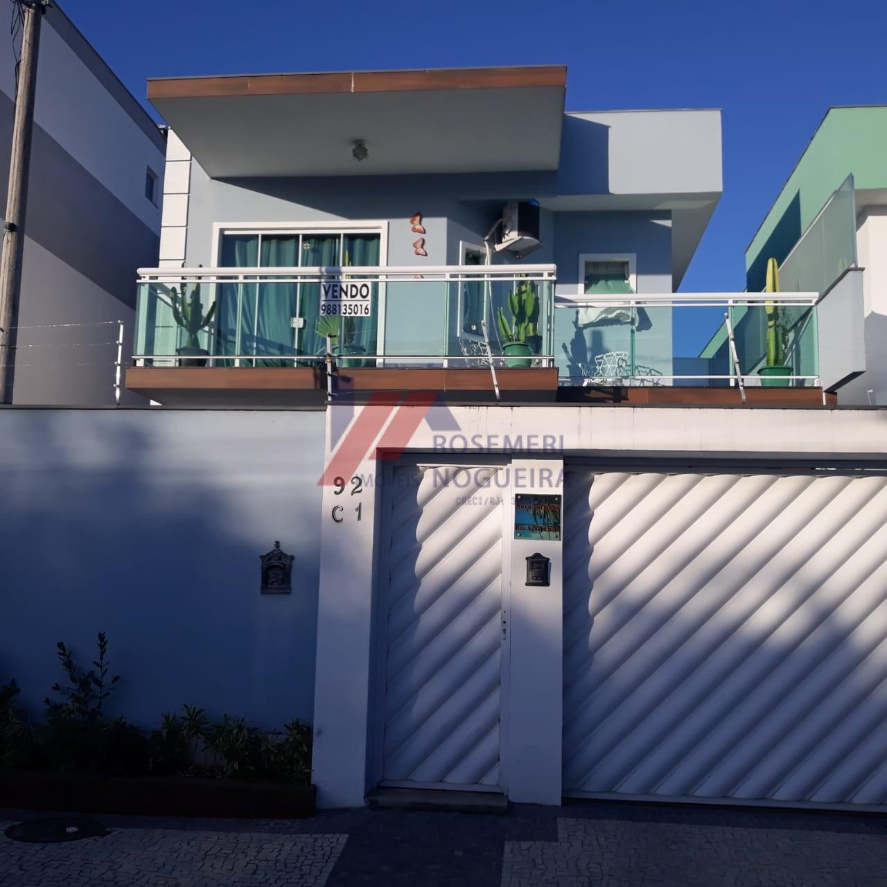 Casa independente – Novo Portinho – Cabo Frio